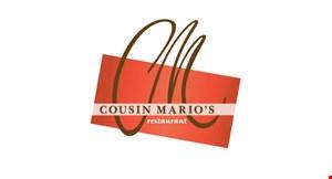 Cousin Mario's logo