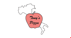 Product image for Tony's Pizza $2OFF any purchase of $10 or more