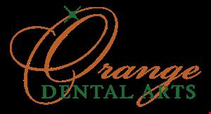 Orange Dental Arts logo