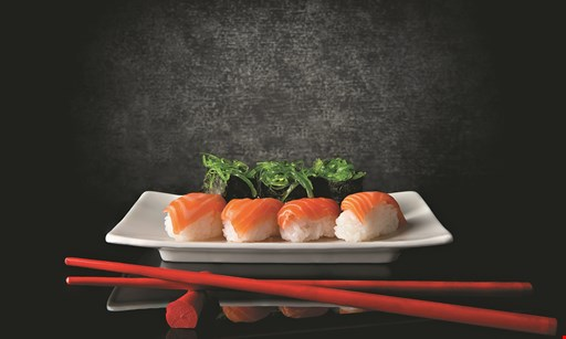 Product image for Ginza of Tokyo 10% off entire check dine-in only.