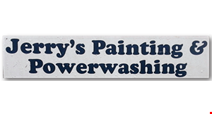 Product image for Jerry's Painting & Power Washing 20% off deck staining or waterproofing.
