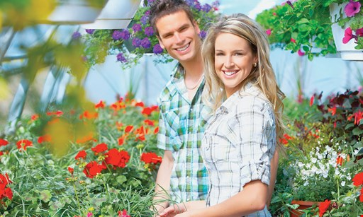 Product image for Green Thumb Super Garden Center $15 off any purchase of $100 or more.