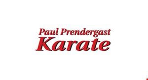 Paul Prendergast Karate logo