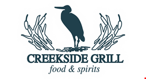 Creekside Grill logo