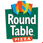 Product image for Round Table Pizza $10 OFF Any 2 Large Pizzas.