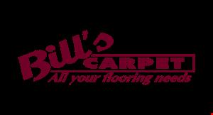 Bill's Carpet logo