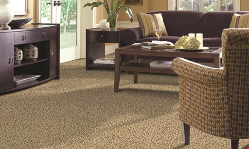 Product image for Bills' Carpet $500 OFFcarpet, hardwood, laminate or vinyl flooringpurchase of $5000 or more with installation.
