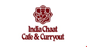 India Chaat Cafe & Curryout logo