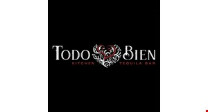 Product image for Todo Bien $15 For $30 Worth Of Mexican Cuisine