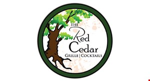 Red Cedar Grille logo