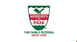 Product image for Aurelio's Of Joliet $3 OFF any purchase of $20 or more.
