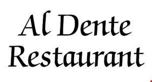 Al Dente Restaurant logo