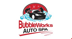 BubbleWorks Auto Spa logo
