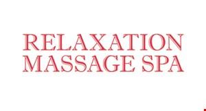 Relaxation Massage Spa logo