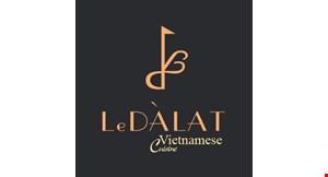 Le Dàlat Vietnamese Cuisine logo