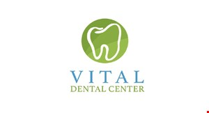 Vital Dental Center logo