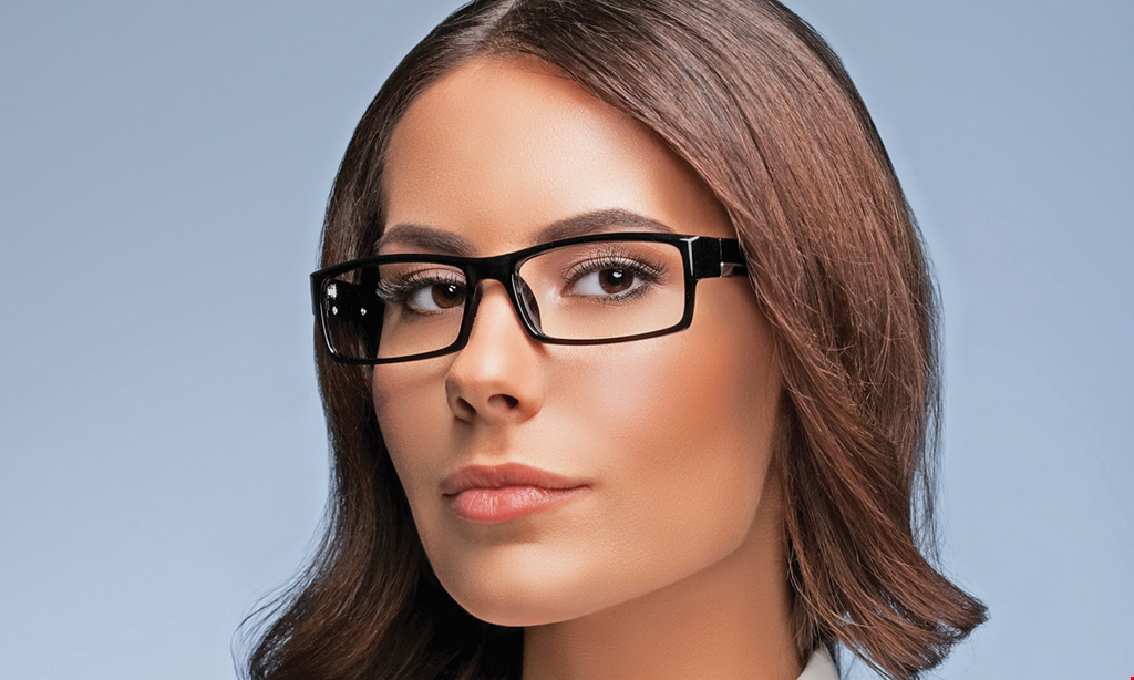 Product image for Sunrise Optical AND TAKE $65 Off a complete pair of eyeglasses