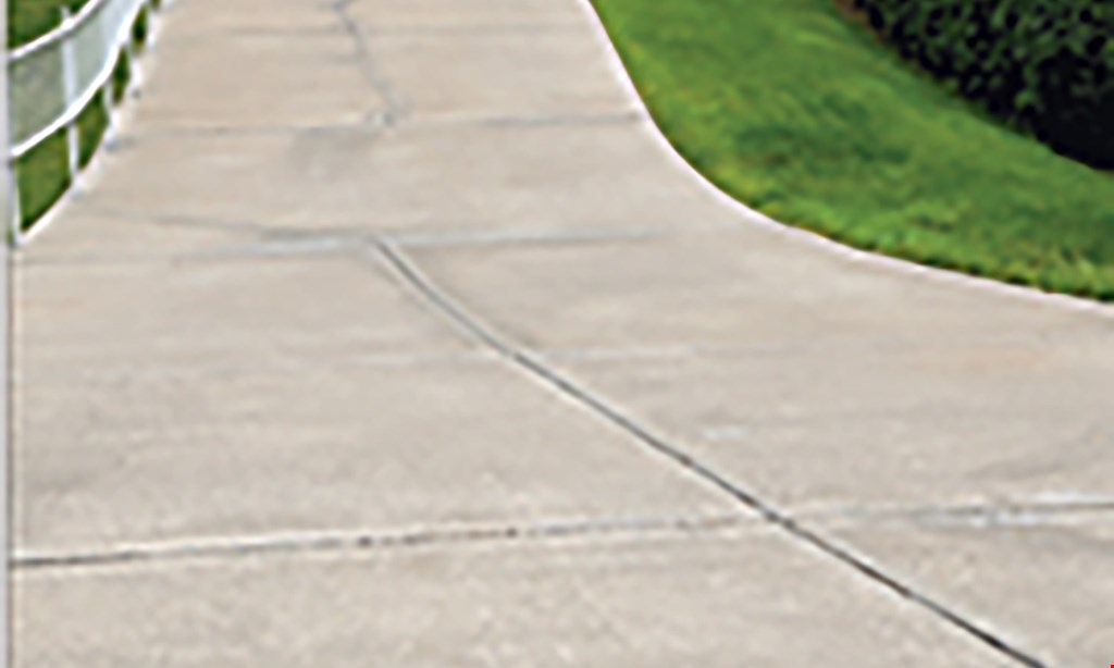 Product image for A1 Concrete Leveling $200-$400 OFF COMPLETE DRIVEWAY REPAIR.
