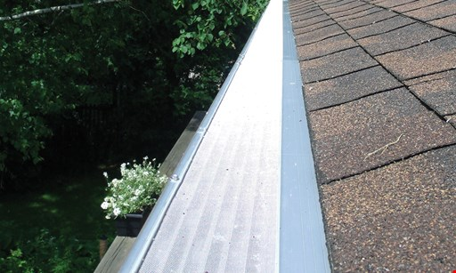 Product image for All American Gutter Protection $100 OFF any install (75 ft. minimum)