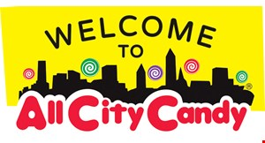 All City Candy logo