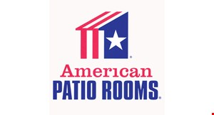 Product image for American Patio Rooms $200 OFF Insulated Patio Roof.
