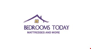 Product image for Bedrooms Today FREE DELIVERY AND SETUP WITH ANY MATTRESS PURCHASE WITH COUPON.