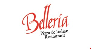 Belleria Pizza & Italian Restaurant logo
