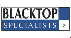 Blacktop Specialists logo