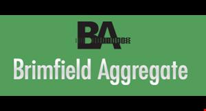 Brimfield Aggregate logo