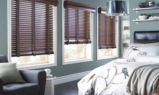 Product image for Budget Blinds 30% OFF All Window Coverings.