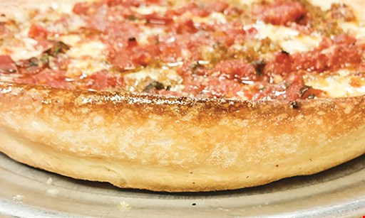 Product image for Camellone Italian Restaurant 2 X-Large One Topping Pizzas $26.