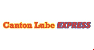 Canton Lube Express logo