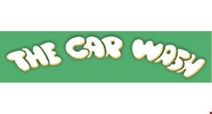 The Car Wash logo