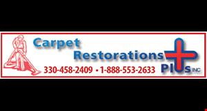 Carpet Restoration Plus logo