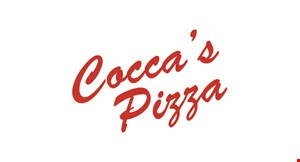 Coccas Pizza-Four Pizza Boys Mgmt. logo