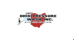 Como's Ohio Pressure Wash Inc. logo