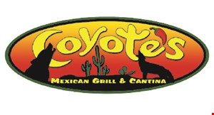 Coyote's Mexican Grill & Cantina logo