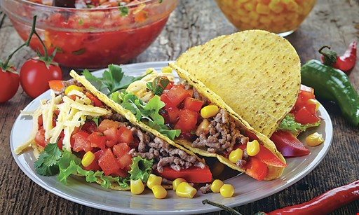 Product image for El Campesino Restaurante Mexicano $2 OFF Buy 1 Lunch Entree at Regular Price & Get $2 Off the 2nd Lunch Entree.