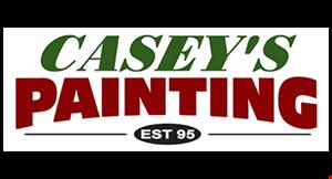 Casey's Painting logo