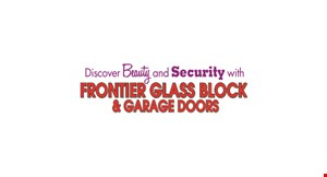 Product image for Frontier Glass Block $360 4 Glass Block 32x16 Windows with 2 Vents for.