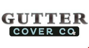 Gutter Cover Company logo