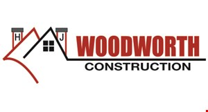 H.J. Woodworth Construction logo