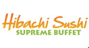 Hibachi Sushi Supreme Buffet logo