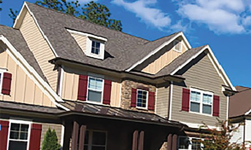 Product image for Home Exteriors $500 OFF ANY ROOF TEAR OFF OR FULL HOUSE VINYL SIDING