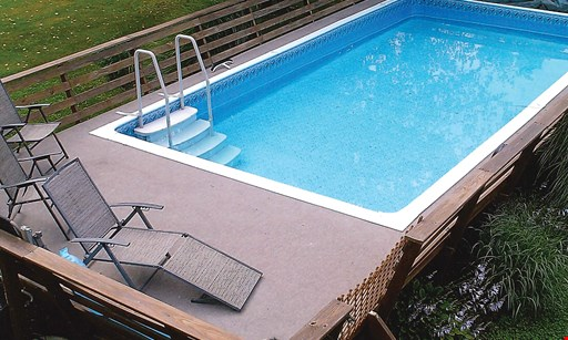 Product image for Homestead Spas & Pools Inc. FREE OFFER Limited To Stock ~ Normally $3,200 SOLAR MASS HEATING SYSTEMWith any Family In-Ground Pool PurchasePromotion Factory Offer.