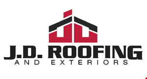 J.D. Roofing and Exteriors, Inc. logo