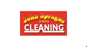John Sprague & Sons Cleaning logo