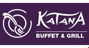Katana Buffet & Grill logo