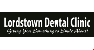Lordstown Dental Clinic logo