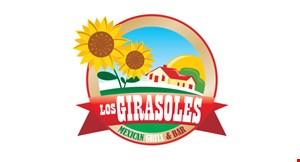 Los Girasoles Mexican Grill & Bar logo